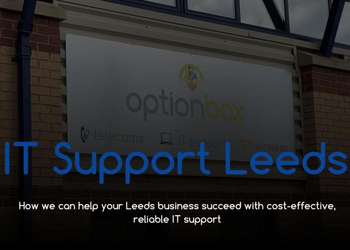 IT Support Leeds