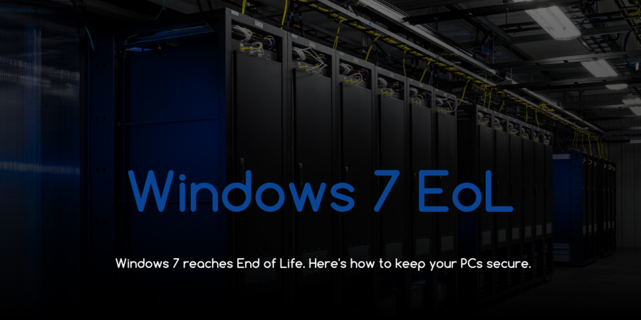 Windows 7 End of Life blog image