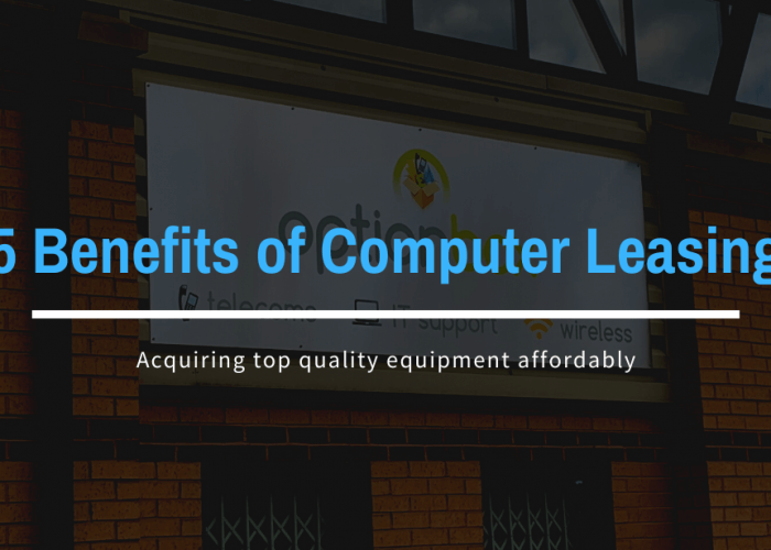 5 Benefits of Computer Leasing