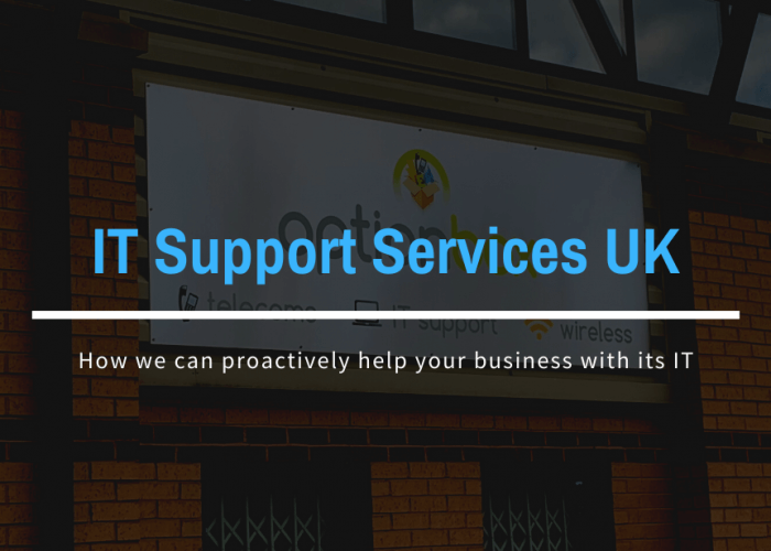 IT Support Services UK