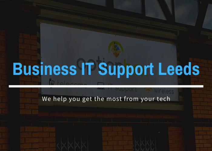 Business IT Support Leeds