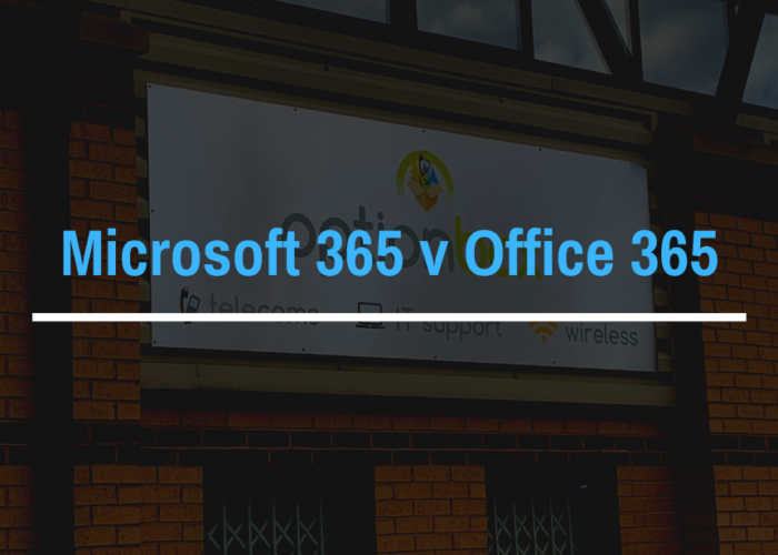 Are Office 365 and Microsoft 365 the same?